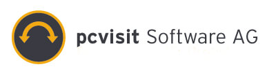 PCVISIT Software AG - Server-Eye Partner Logo